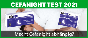Cefanight test